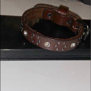 Adjustable American Eagle Bracelet